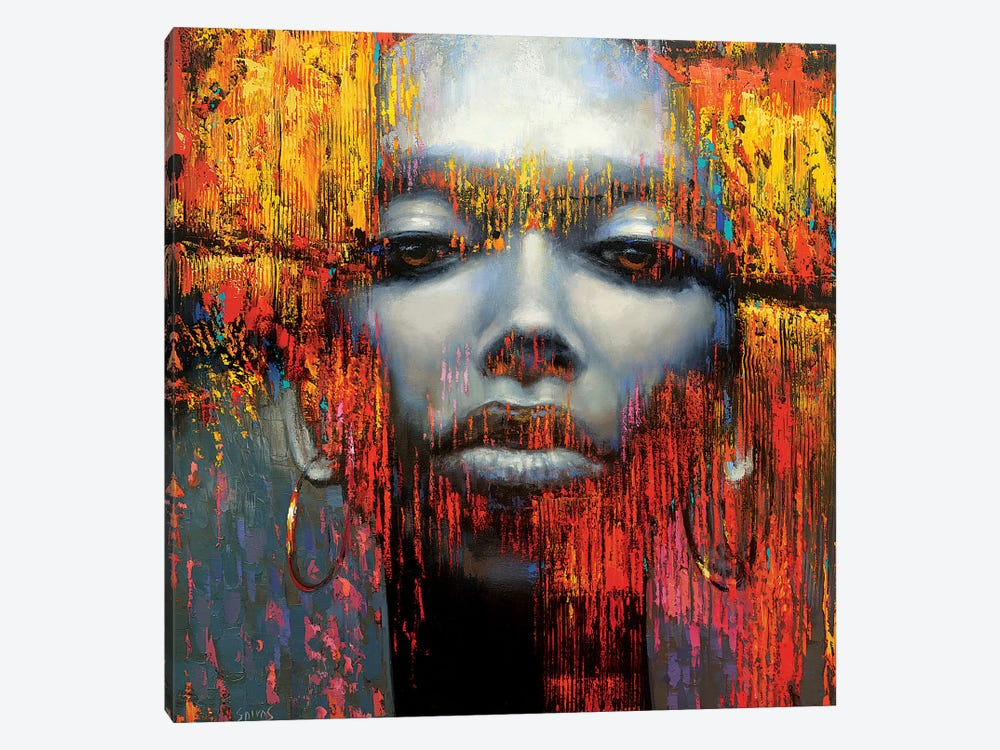 Alanda 1-piece Canvas Artwork
