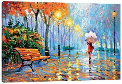 Breath Of Autumn Canvas Art Print