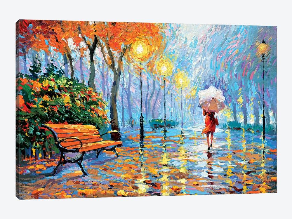 Breath Of Autumn by Dmitry Spiros 1-piece Canvas Art Print
