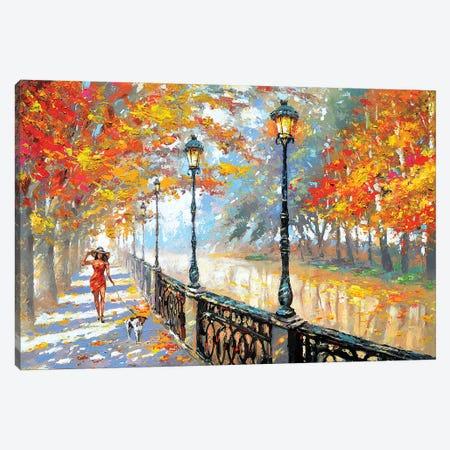 Autumn Canvas Print #DMT7} by Dmitry Spiros Canvas Print