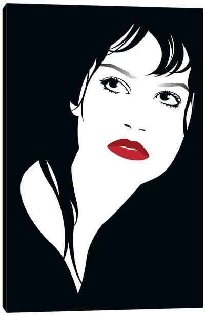 Mariah I Canvas Art Print