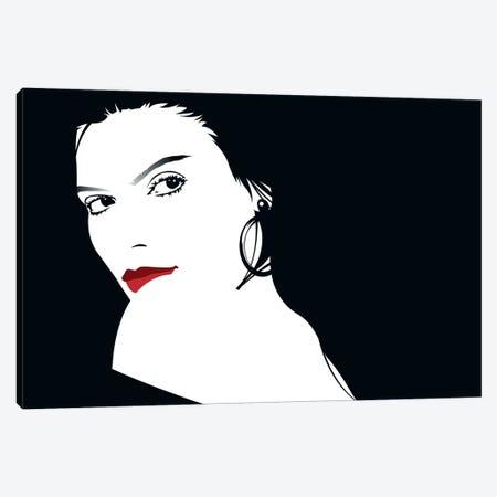 Lisa I Canvas Print #DMU14} by Dennis Mukai Canvas Print