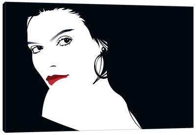 Lisa I Canvas Art Print