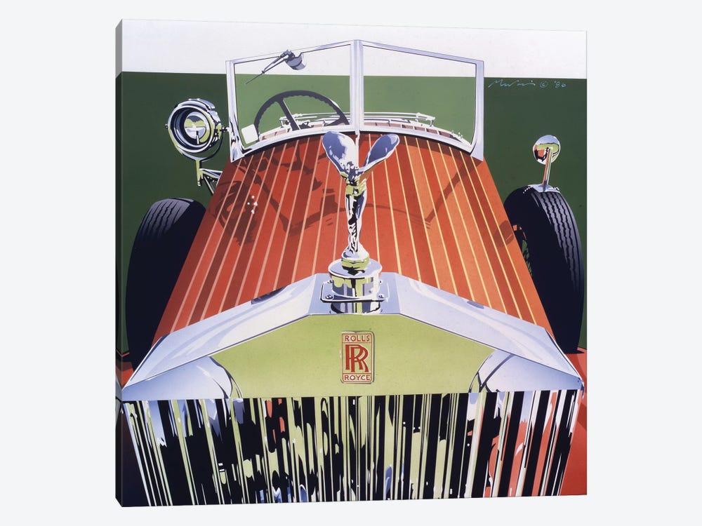 Grille by Dennis Mukai 1-piece Canvas Artwork
