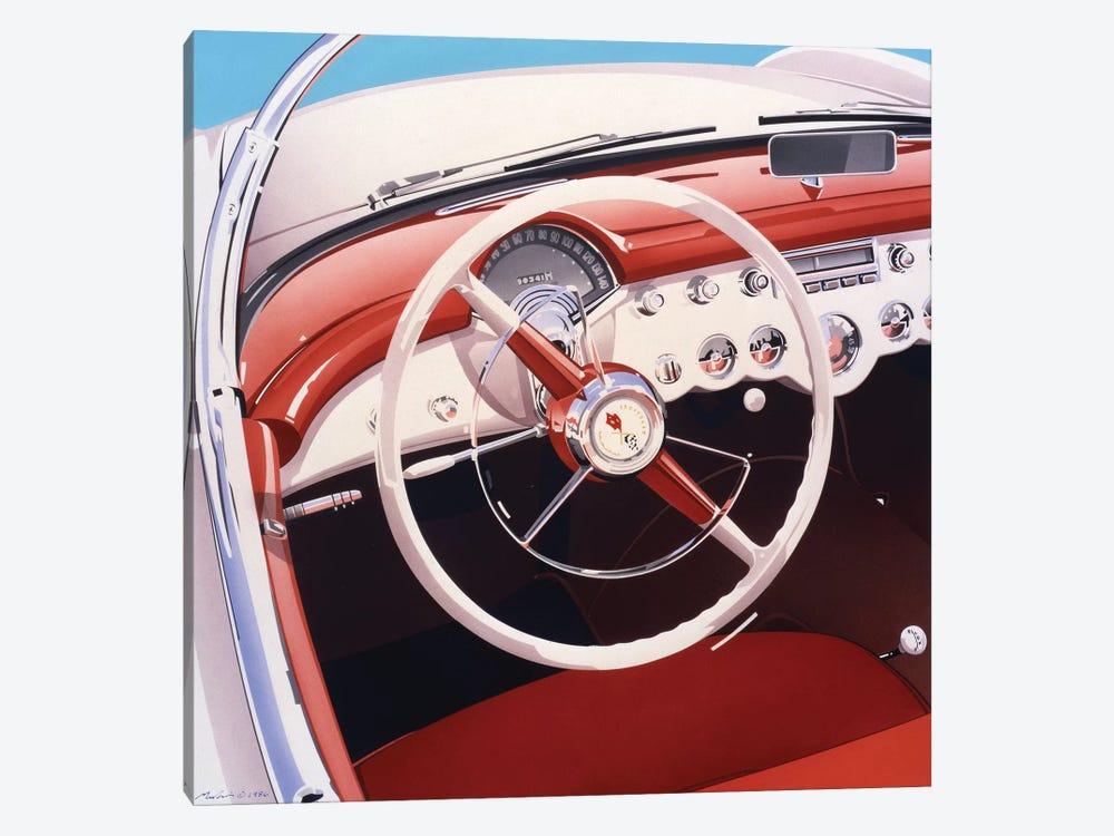 Steering by Dennis Mukai 1-piece Canvas Art