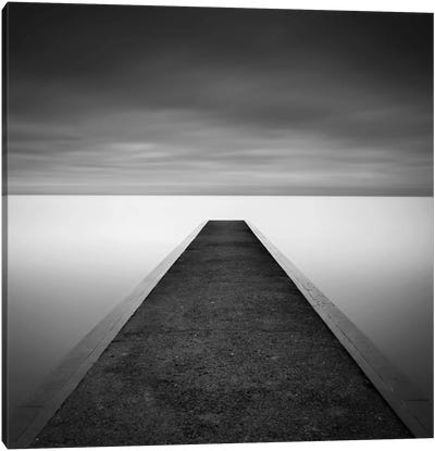 Edge Of Reality Canvas Art Print