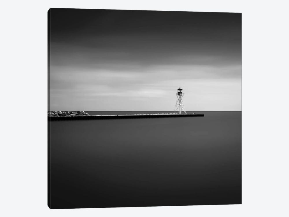 Erieau #1 by Dave MacVicar 1-piece Canvas Wall Art