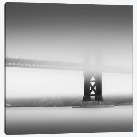 GoldenGate Canvas Print #DMV14} by Dave MacVicar Canvas Artwork
