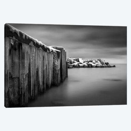 IcicleWorks Canvas Print #DMV16} by Dave MacVicar Canvas Artwork