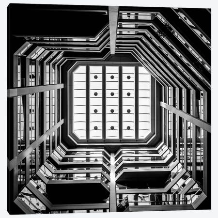 Silicon Chip Canvas Print #DMV1} by Dave MacVicar Canvas Wall Art