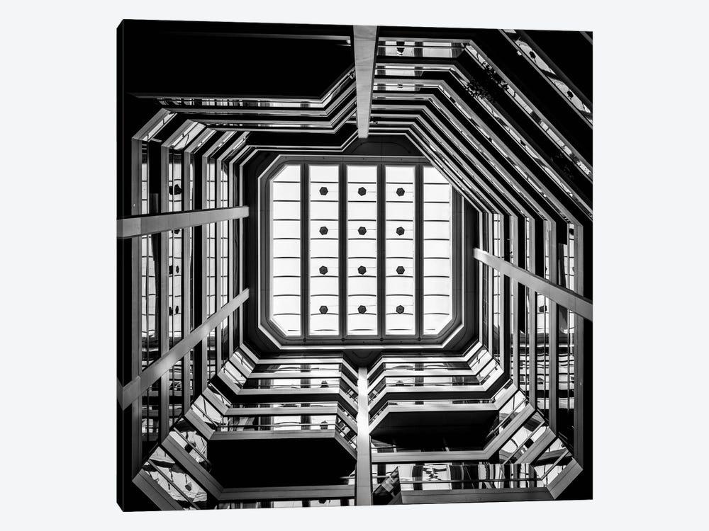 Silicon Chip by Dave MacVicar 1-piece Canvas Art Print