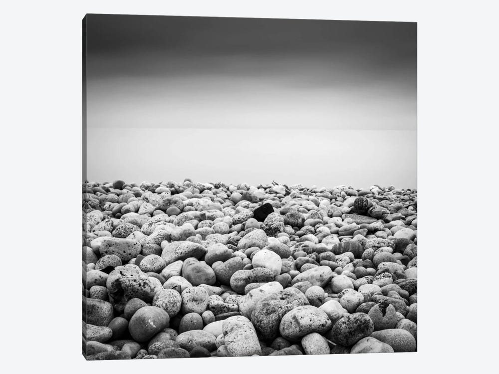 PebbleBeach by Dave MacVicar 1-piece Art Print