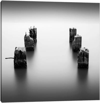 Pillars Canvas Art Print