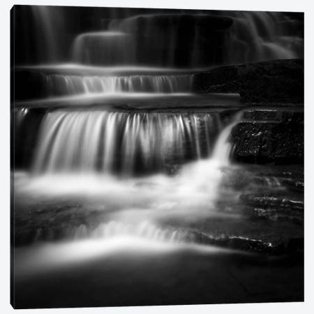Cascade Canvas Print #DMV7} by Dave MacVicar Canvas Art Print