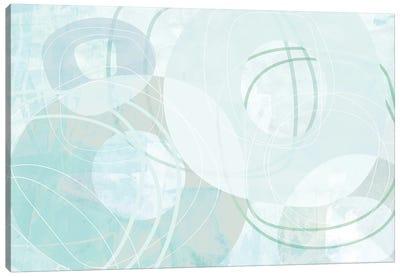 Orbital Canvas Art Print