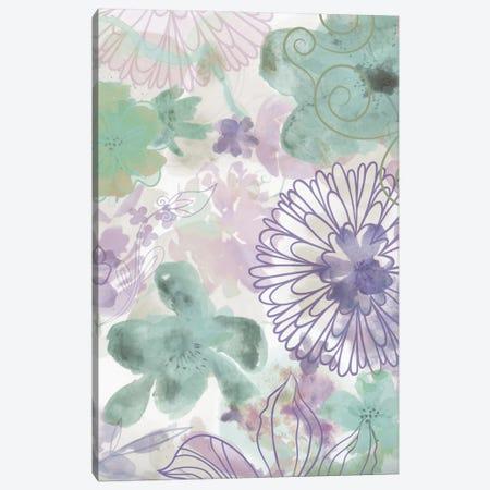 Bouquet Of Dreams VIII Canvas Print #DNA14} by Delores Naskrent Canvas Print