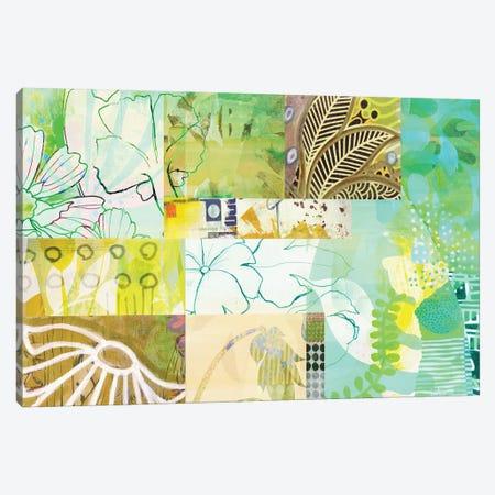 Sage Obscurity IV Canvas Print #DNA18} by Delores Naskrent Canvas Art