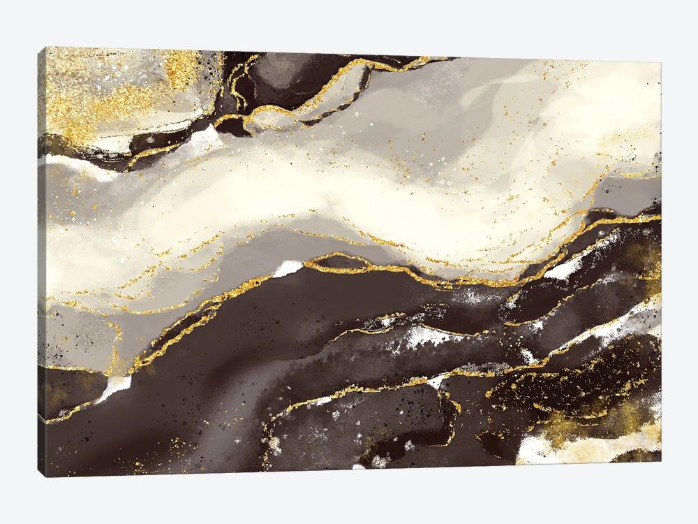Bisque Glimmer by Delores Naskrent 1-piece Canvas Art Print