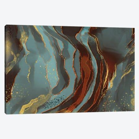 Velvet Shimmer Canvas Print #DNA25} by Delores Naskrent Canvas Wall Art