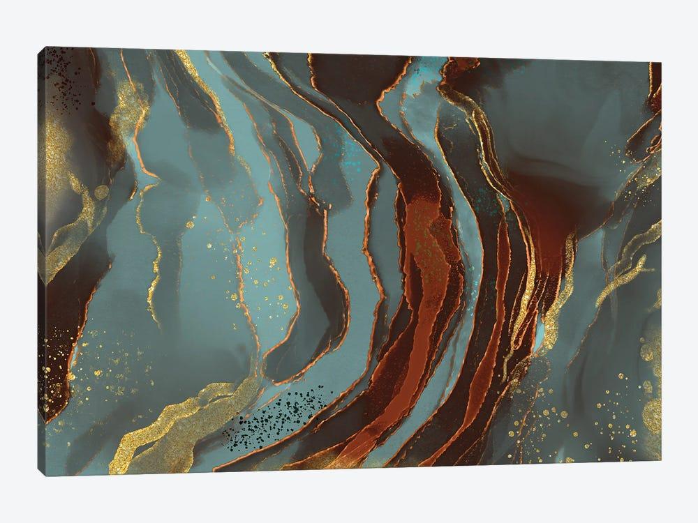 Velvet Shimmer by Delores Naskrent 1-piece Canvas Art