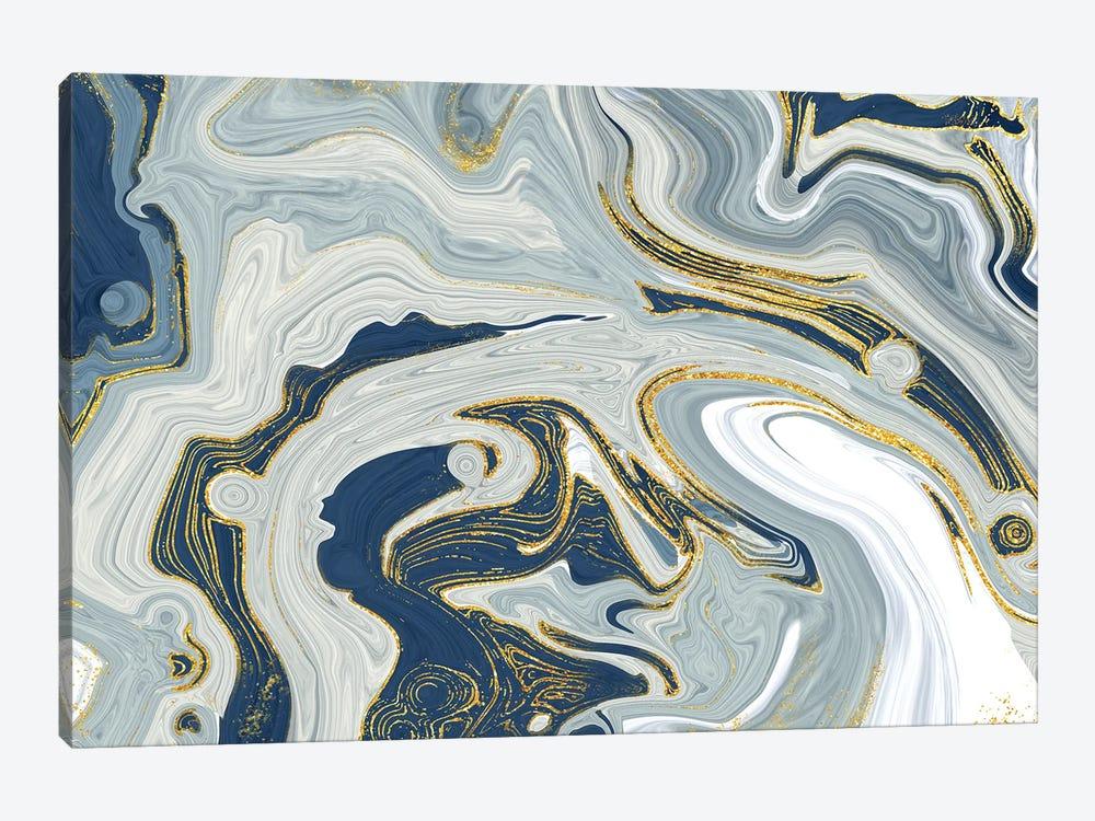 Marble Heaven by Delores Naskrent 1-piece Canvas Art