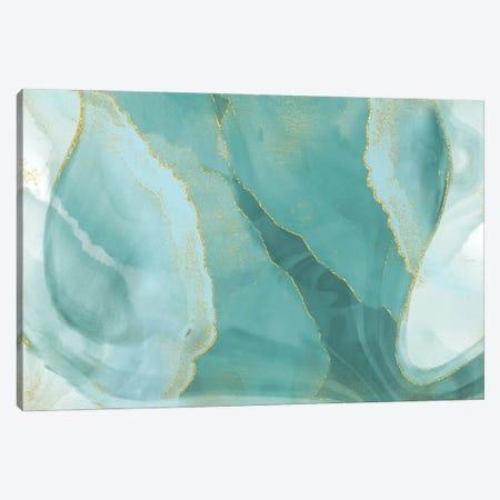 Shallow Pond Canvas Print #DNA34} by Delores Naskrent Canvas Art Print