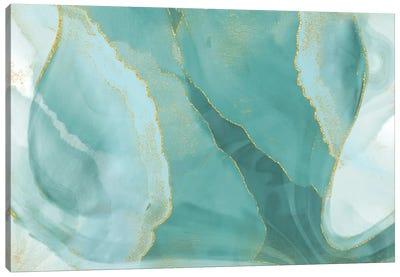 Shallow Pond Canvas Art Print