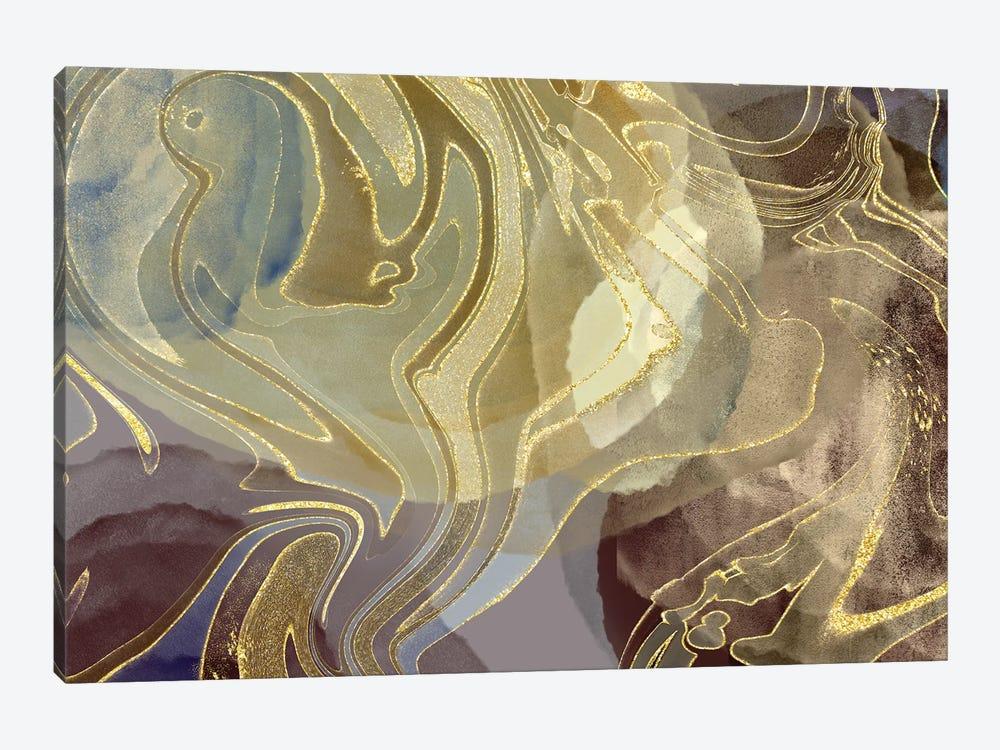 Mink Tan by Delores Naskrent 1-piece Canvas Art Print