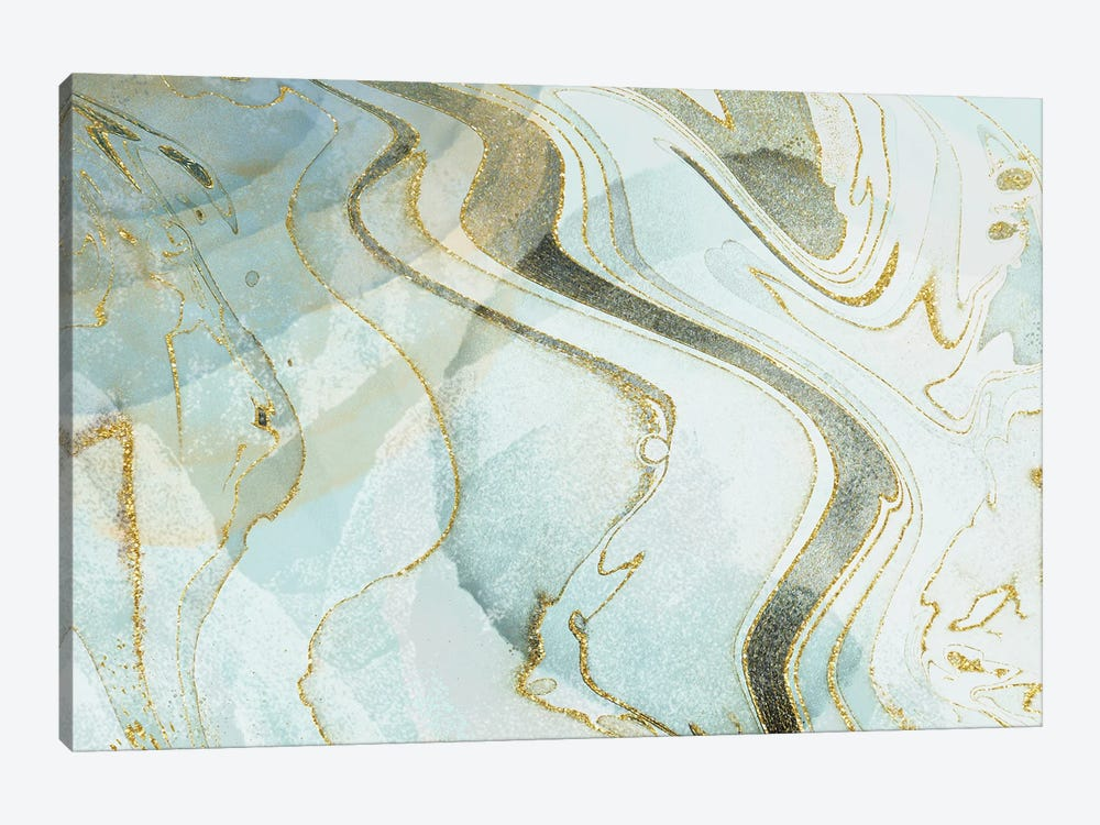 Deep Cavern by Delores Naskrent 1-piece Canvas Artwork