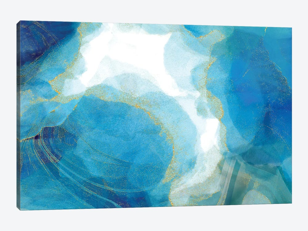 Partly Cloudy by Delores Naskrent 1-piece Canvas Wall Art
