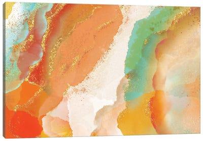Copperhead Row Canvas Art Print