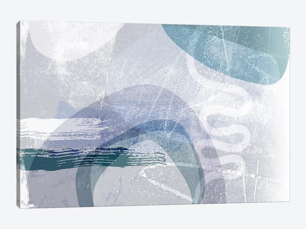 Rendition I by Delores Naskrent 1-piece Canvas Print