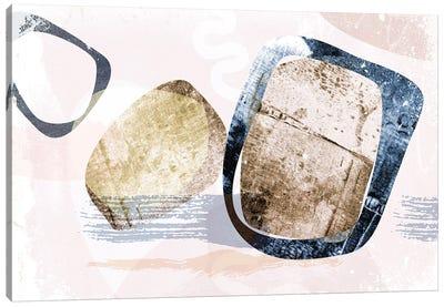 Stone Gem I Canvas Art Print