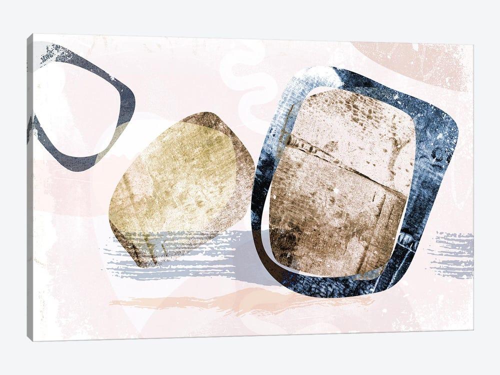 Stone Gem I by Delores Naskrent 1-piece Art Print
