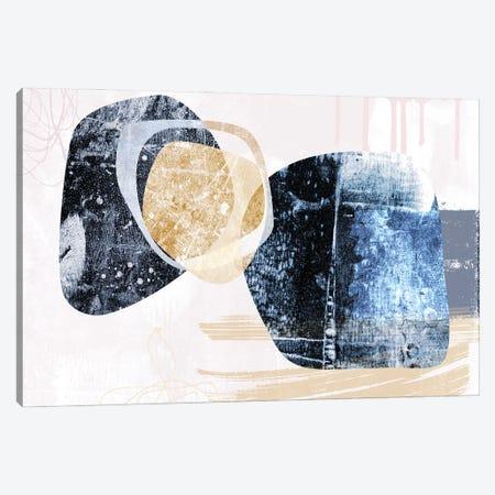 Stone Gem III Canvas Print #DNA77} by Delores Naskrent Art Print