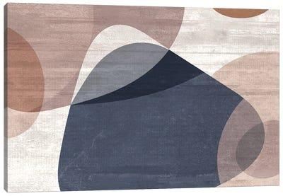 Concrete Reflex Canvas Art Print