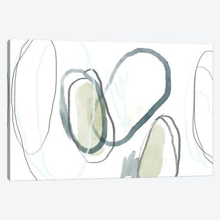 Halo Shiver Canvas Print #DNA91} by Delores Naskrent Canvas Art