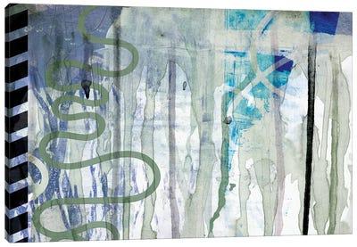 Nothing Flat Canvas Art Print