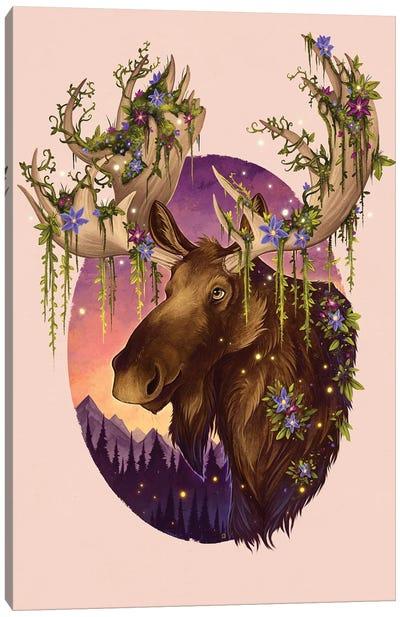 Firefly Keeper Canvas Art Print