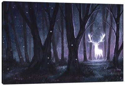 Celestial Forest Canvas Art Print