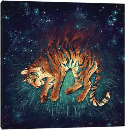 Dream Of Stars Canvas Art Print