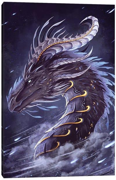 Elder Dragon Canvas Art Print