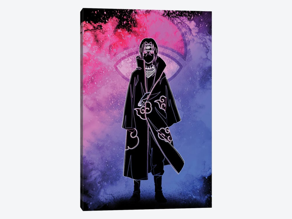 Soul Fo The Brother by Donnie Art 1-piece Canvas Art Print