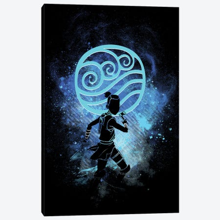 Water Brother Art Canvas Print #DNI131} by Donnie Art Canvas Artwork