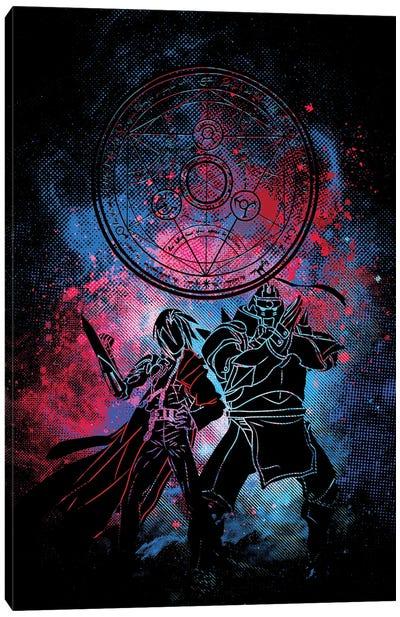 Alchemist Art Canvas Art Print