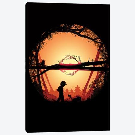 Poketree Canvas Print #DNI165} by Donnie Art Canvas Art