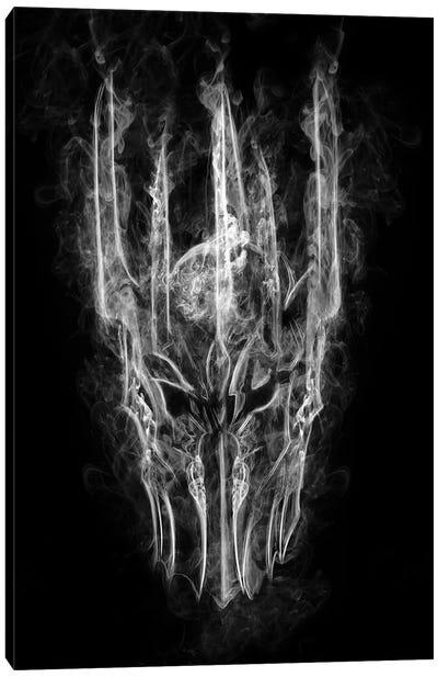 Smoky Evil Canvas Art Print