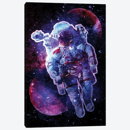 Lost In Space Canvas Print #DNI50} by Donnie Art Canvas Wall Art