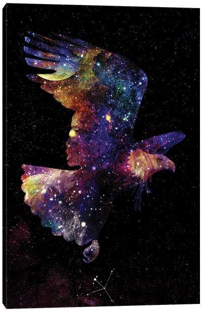 Aquila Galaxy Canvas Art Print