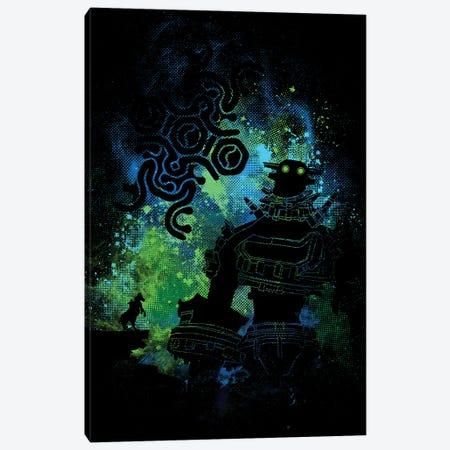Colossus Art Canvas Print #DNI89} by Donnie Art Art Print